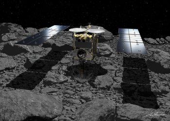Japanese Spacecraft Sends Stunning Images of 'Ryugu' Asteroid