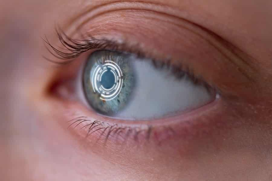 Mojo Vision AR Contact Lenses