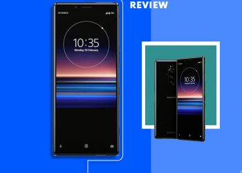 Sony Xperia 1 Review: Price, Release Date & Design