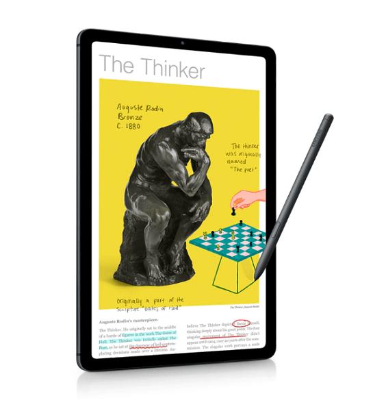 Samsung Galaxy Tab S7 Render Leaks Online