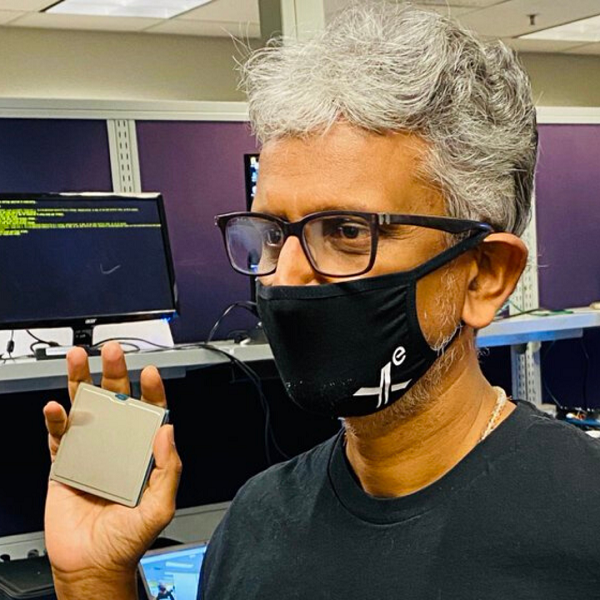 Intel teases Xe GPU from Intel's Folsom Labs