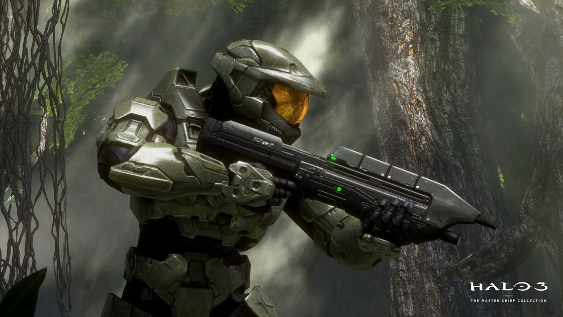 Halo 3 PC Edition Master Chief Collection