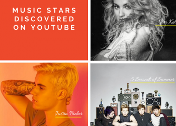 12 Musicians who were discovered on YouTube