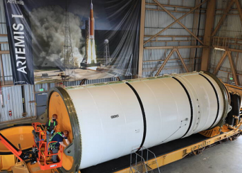 NASA advances its Artemis Mission with six more SLS Rocket Boosters Order