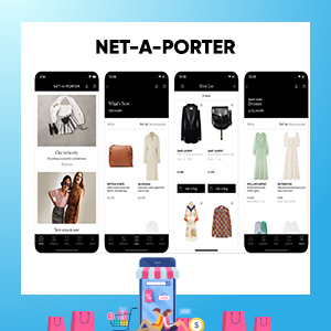 most popular online shopping apps