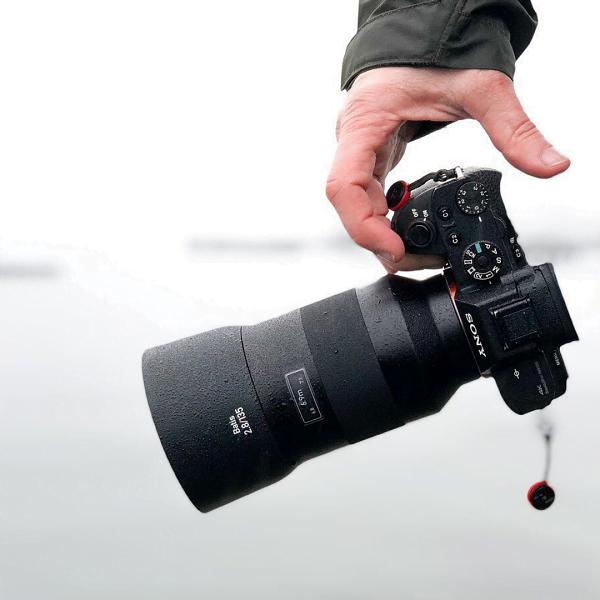 Sony f/2.8 full frame zoom lens
