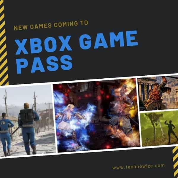 Xbox Game Pass July 2020 : Fallout 76, Soulcalibur 6, CrossCode, & more!