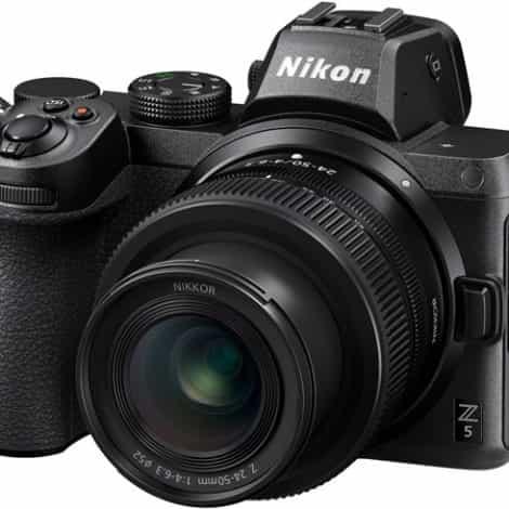 Nikon Z5 arrives with world's smallest full-frame zoom lens