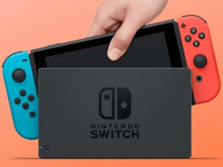 4K Nintendo Switch 2021