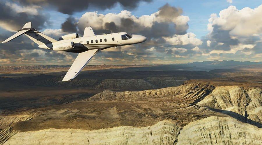 Microsoft Digital Edition Flight Simulator 2020