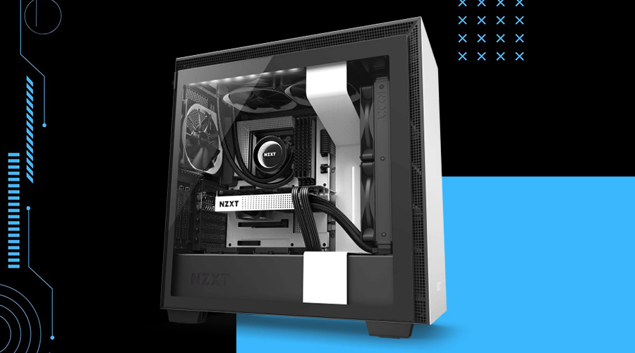 NZXT gaming PCs pre-built new gamers