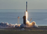 SpaceX launches next batch of Starlink internet satellites into orbit today