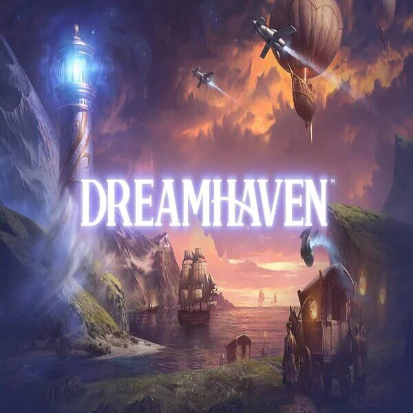 Launch of a new game, Dreamhaven by Mike Morhaime