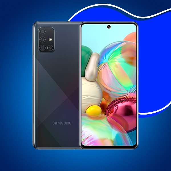 Best mid-range phone 'Samsung Galaxy A71' review