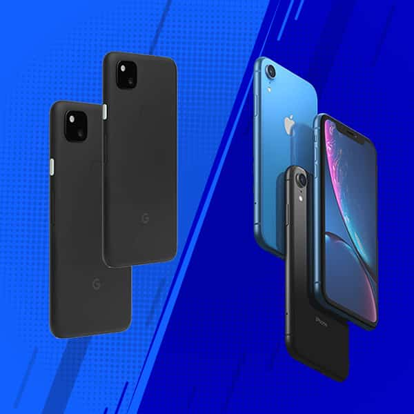 Pixel mobile, the pixel, pixel phones, iphone xr, Apple iphone xr, Xr iphone, Google pixel 4a Apple iPhone XR