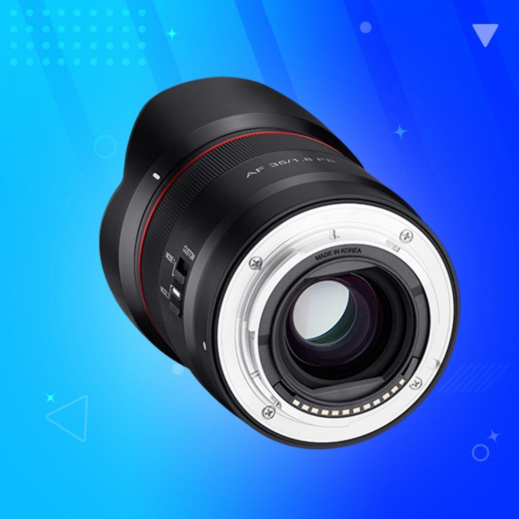 Samyang 35mm, Samyang rokinon, Samyang sony e mount, Samyang price, Samyang sony