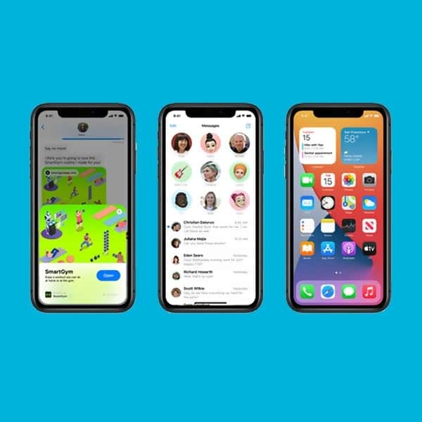 Apple iOS 14 updates and privacy features