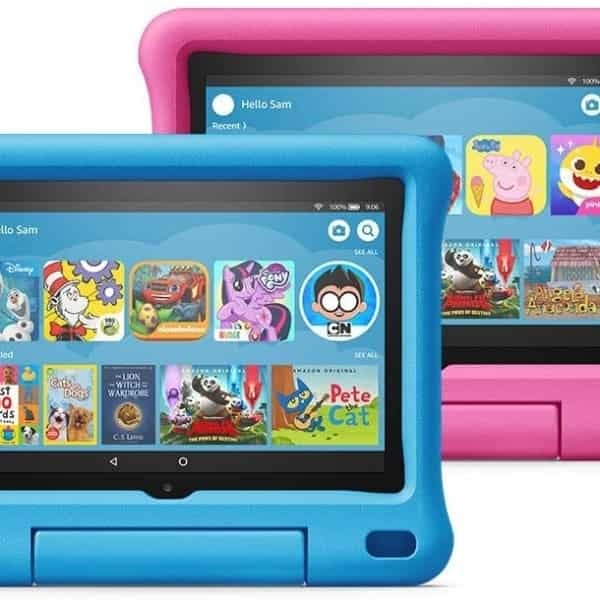 Amazon Fire Tablet Kids Edition 2