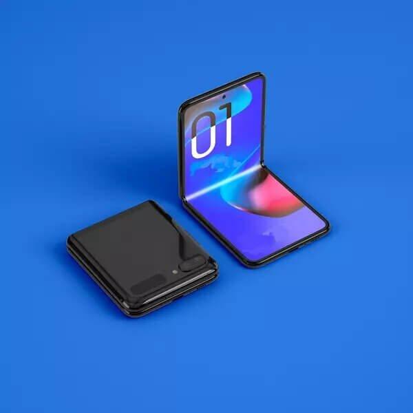 Apple Foldable Smartphone Self Healing