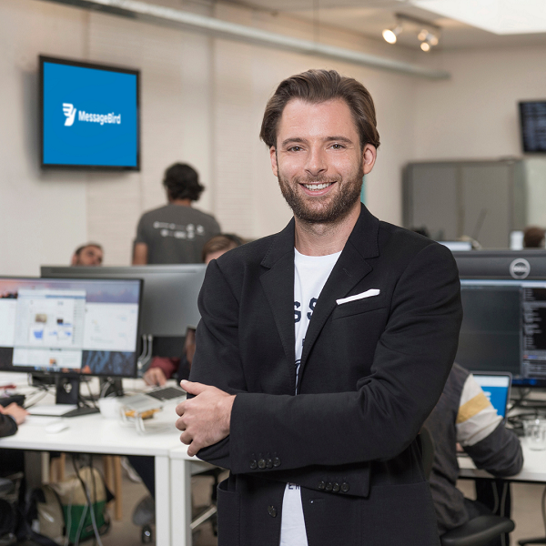 MessageBird gathers $200M fund at a whopping valuation worth billions
