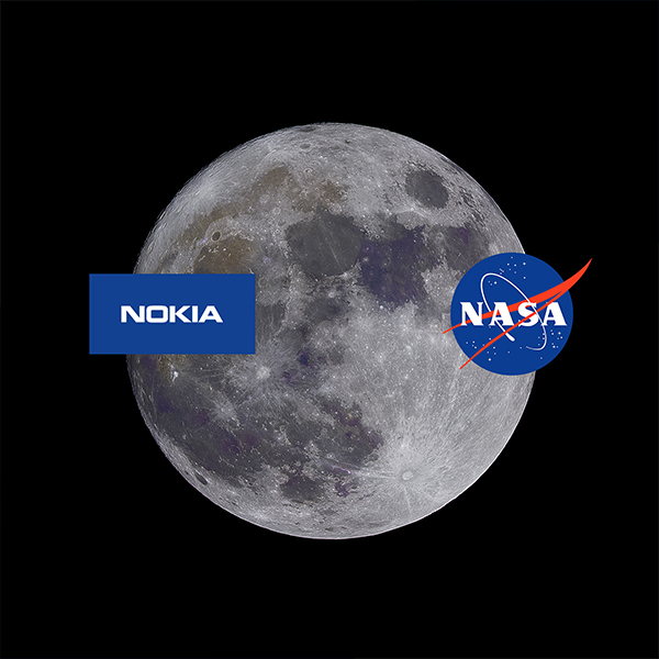 Moon to get 4g networks by NASA and Nokia