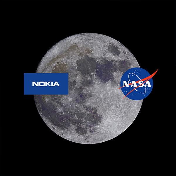 NASA & Nokia to install 4G on the Moon