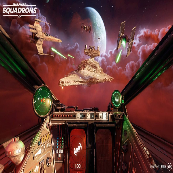 Starwars Squadron multiplayer review