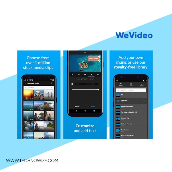 best iphone and android video editing apps