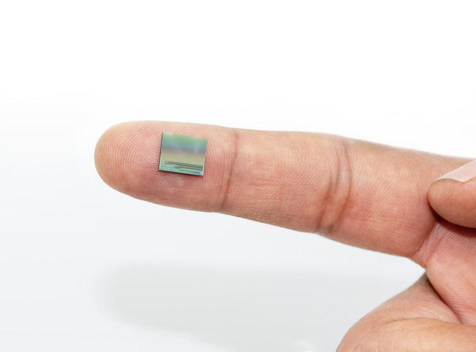 Aeva Inc 4D Lidar Chip