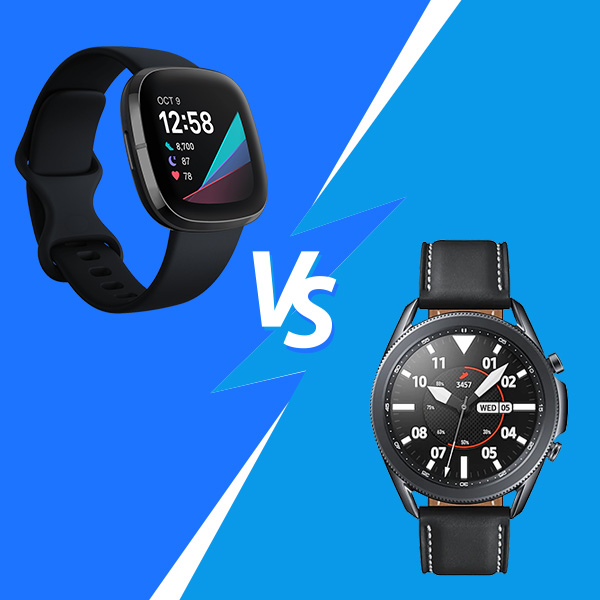 Fitbit Sense or Samsung Galaxy Watch 3: Which is a better smartwatch?