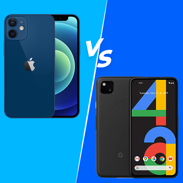Google Pixel 4a 5G vs iPhone 12 mini: Specifications and Features