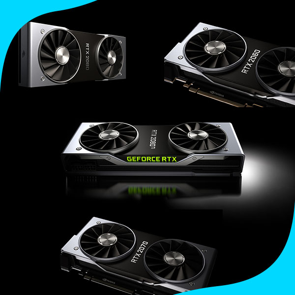 Nvidia RTX 20 series GPUs: Features and Specifications