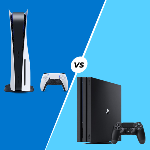 PS5 vs. PS4 Pro: Review, Specifications, and Features