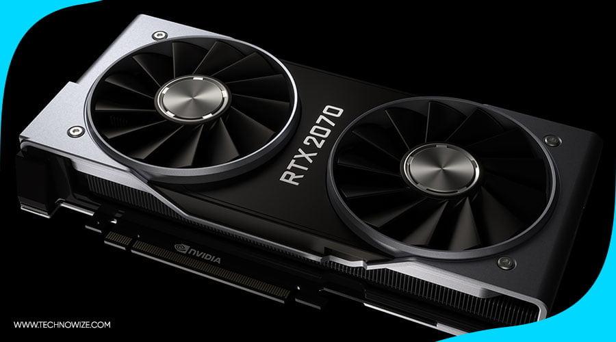 Nvidia rtx 20 series