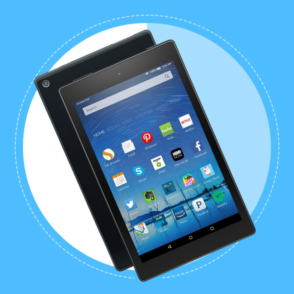 Amazon Fire HD Review