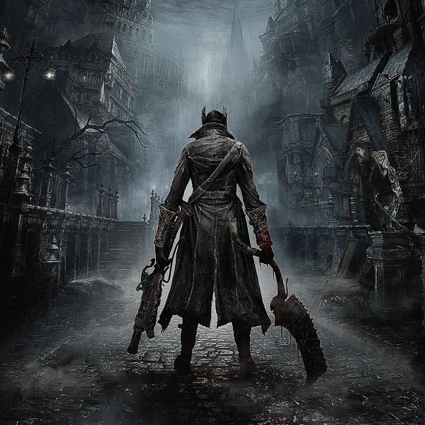 Bloodborne is being remade as a PS1 game