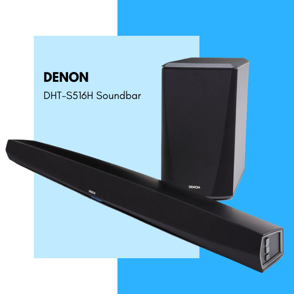 Denon DHT- S516H Soundbar review