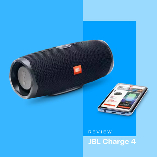 JBL Charge 4 Review: Lightweight & connects easily
