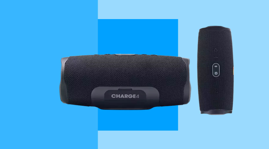 JBL Charge 4 bluetooth speaker review