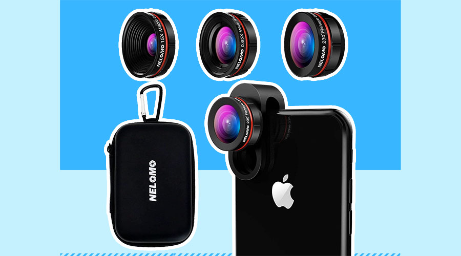 List of best iPhone lenses for photography