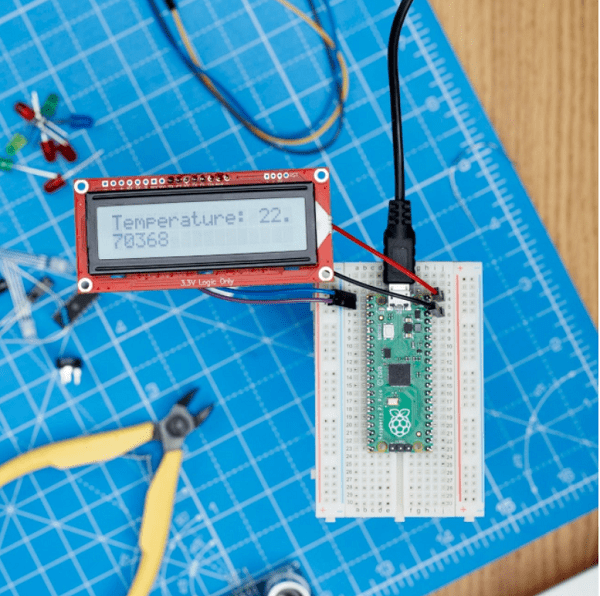 Raspberry Pi Microcontroller