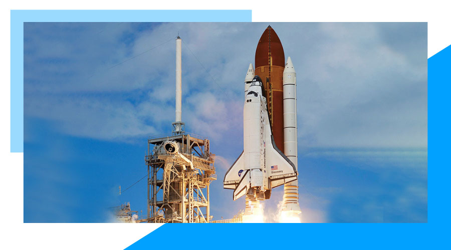 Most Powerful Rocket Engines [Space Shuttle]