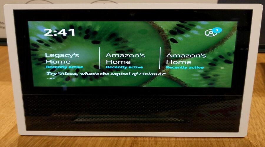 Amazon Echo Show 8, Amazon Echo Show 8 review